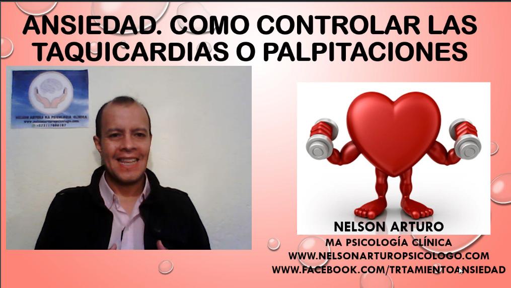 Palpitaciones las Como cardiacas bajar