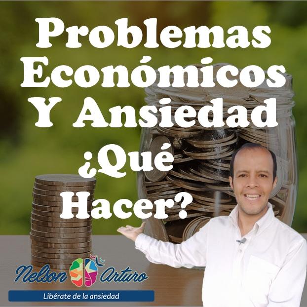 Problemas económicos y ansiedad