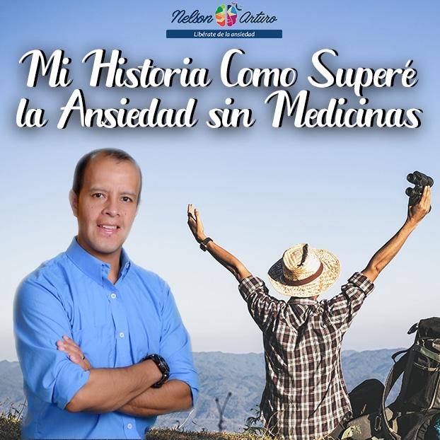 Mi Historia como superé ansiedad sin medicinas