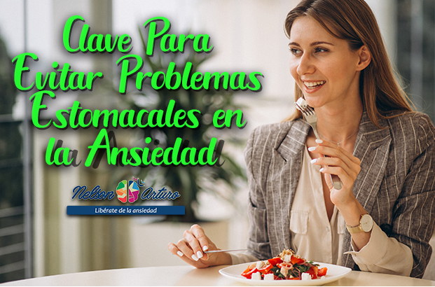 Clave Evitar Problemas Estomacales Ansiedad