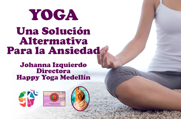 yoga solución alternativa para ansiedad